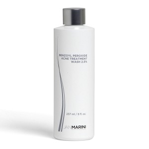 Jan Marini Benzoyl Peroxide Acne Treatment Wash 2.5% (8 fl. oz/ 237 ml)