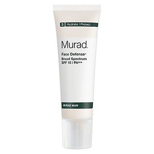 Murad Face Defense Broad Spectrum SPF 15 | PA++ (1.7 oz / 50 ml)
