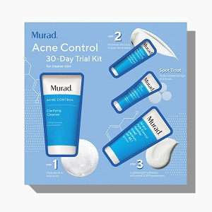 Murad Acne Control 30-Day Trial Kit (Acne Control) [$53 value] (set)