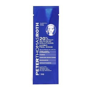 Peter Thomas Roth 20% Complex Glycolic Solutions Jumbo Peel Swabs (8 swabs)