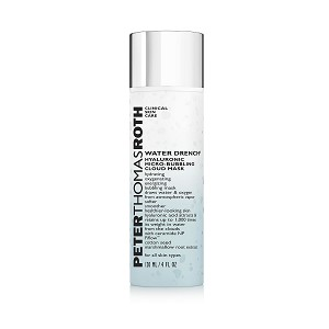 Peter Thomas Roth Water Drench Hyaluronic Micro-Bubbling Cloud Mask (120 ml / 4.0 fl oz)