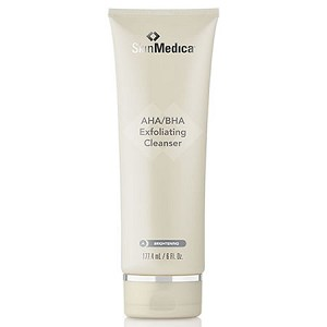 SkinMedica AHA/BHA Exfoliating Cleanser (6 oz / 177.4 ml) (Brightening)