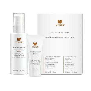 Vivier Acne Treatment System (set) ($130 value)